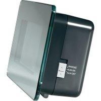 Digitální stolní hodiny Eurochron EUS 90, 39A9, 157 x 84 x 46 mm