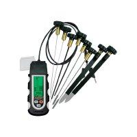Měřič vlhkosti materiálů Laserliner DampMaster Pro, 0 - 90 %, 082.025A