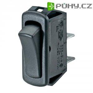 Kolébkový spínač SCI R13-222A-01, 1x vyp/zap, 250 V/AC, 10 A