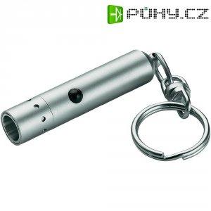 Kapesní LED svítilna LED Lenser V9 Mikro, 7513, stříbrná