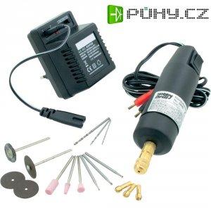 Sada minivrtačky Hobby Drill 2000, 12 - 18 V/DC, 20 W, 20 dílů
