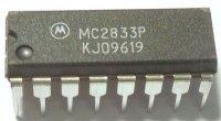 MC2833P - 4xOZ DIP14
