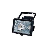 Halogenový reflektor, 150 W, černá