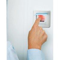 Bezpečnostní přístupový systém s biometrickým snímačem otisku prstu FP500