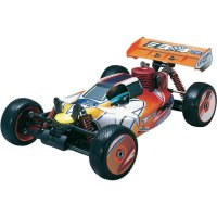 RC model Nitro Buggy Thunder Tiger EB4 S3, 1:8, 4WD, RtR 2.4 GHz