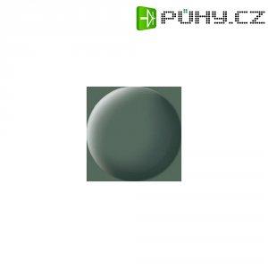 Airbrush barva Revell Aqua Color, 18 ml, zelená/šedá matná