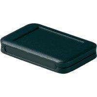 Stolní/nástěnné pouzdro ABS OKW D9050309, (d x š x v) 51 x 82 x 14 mm, černá