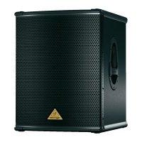 Aktivní subwoofer Behringer Eurolive B1500D Pro, 126 dB, 1000/1400 W
