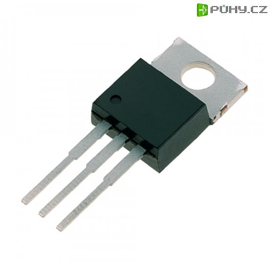 Výkonový tranzistor BU 505 STM - Kliknutím na obrázek zavřete
