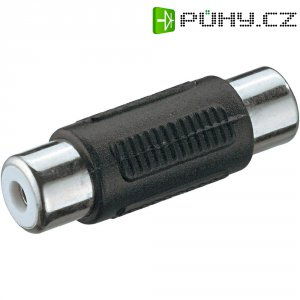 Cinch adaptér, spojka/spojka, mono BKL Electronic