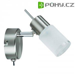 Nástěnné LED svítidlo Paulmann ZyLed Balken, 66558, 1x 3 W, železo