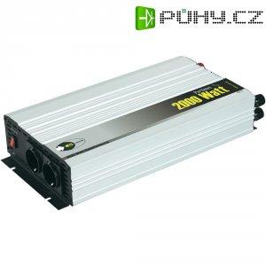 Sinusový měnič napětí DC/AC e-ast HPLS 2000-12, 12V/230V, 2000 W