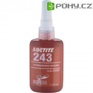 Lepidlo pro zajištění šroubůLoctite 243, 1335884, 50 ml střední