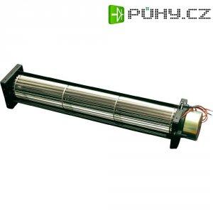 Tangenciální ventilátor s motorem vlevo DF43198 L, 12 V, 400 mA