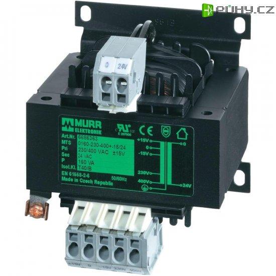 Bezpečnostní transformátor Murr MST, 230 V, 40 VA - Kliknutím na obrázek zavřete