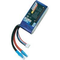 Akupack Li-Pol (modelářství) Conrad energy, 7.4 V, 1200 mAh, 30 C, otevřené kabelové koncovky