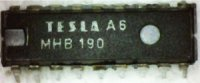 MHB190 - enkoder, DIL18
