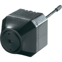 Bezdrátová mini kamera se 4kanálovým přijímačem, 2,4 GHz, 720 x 576 px