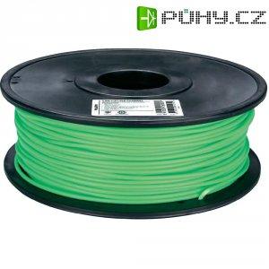 Náplň pro 3D tiskárnu, Velleman PLA3V1, PLA, 3 mm, 1 kg, světle zelená