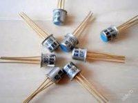 GF506 vf tranzistor PNP 24V/ 10mA 100MHz