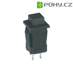 Spínač Eledis, SED3GI-2, 250 V/AC, 1 A, vyp./zap., černá