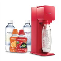 Sodastream sada PLAY Red LE 2v1