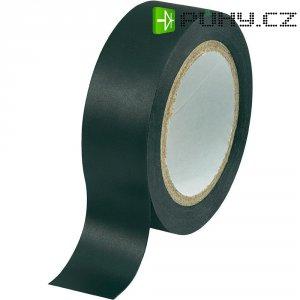 Izolační páska, 19 mm x 25 m, černá