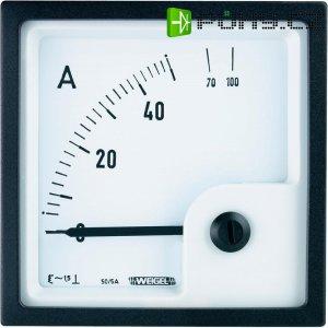 Panelové měřidlo elektromagnetické Weigel EQ72K 1000/5 A