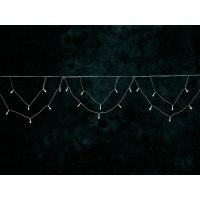 Vánoční venkovní závěsný řetěz na Konstsmide, 200 LED