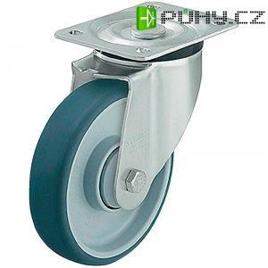 Polyuretanové kolečko s konstrukční deskou, Ø 160 mm, Blickle LE-PATH 160K