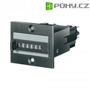 Čítač impulsů Hengstler CR0464190SR, typ 464, 230 VAC, 6místný