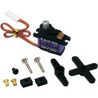 Mikro servo Bluebird BMS-375DMG, JR konektor