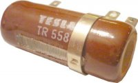 1k0 TR558 rezistor 25W drátový s odbočkou