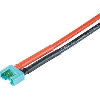 Napájecí kabel pro vyšší odběr Modelcraft, MPX zástrčka, 300 mm, 4 mm²