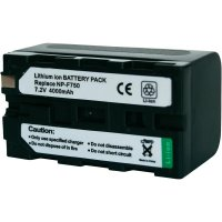 Akumulátor Conrad energy pro videokameru SONY NP-F750, 7,2 V, 4000 mAh