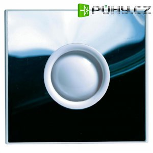 Vestavný ventilátor Protector PROAIR, 230 V, 75 m3/h, 14 x 15 cm, leštěná nerezová ocel