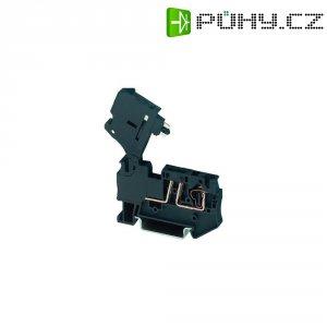 Pojistková svorka Phoenix Contact ST 4-HESILA 250 (5X20) (3036563), pružin., 6,2 mm, černá