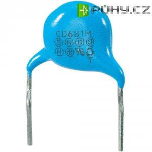 Kondenzátor keramický, 680 pF, Y1 400 V/AC, 10 %