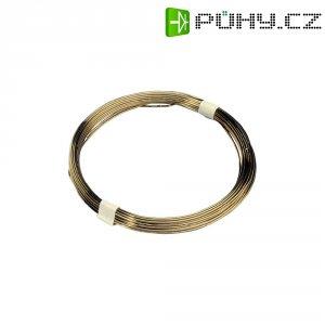 Odporový drát (konstantan) 5 m, 100 Ω/m