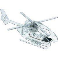 Solární vrtulník s akrylovým designem Sol Expert 51002, 19 x 4,5 x 6 cm (stavebnice)