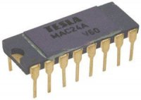 MAC24A -analogový multiplexer DIP16
