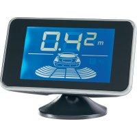 Parkovací systém s LCD displejem a hlasovým výstupem