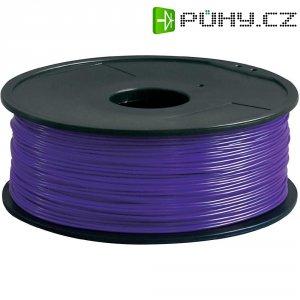Náplň pro 3D tiskárnu, Renkforce PLA175Z1, PLA, 1,75 mm, 1 kg, fialová