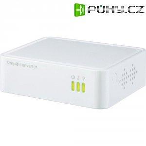 WiFi přijímač N150, 150 MBit/s, 2.4 GHz, 1-portový