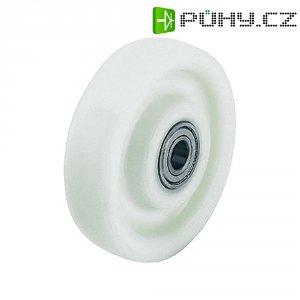 Polyamidové kolečko s ložiskem, Ø 125 mm, Blickle 498774, SPO 127/20K