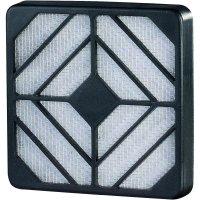 Ochranná mřížka s filtrem Wallair 20100316, černá