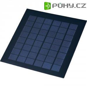 Polykrystalický solární modul, 12 V, 250 mA