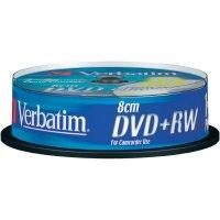 Verbatim DVD+RW 1,4GB 8CM 4X 10 ks SP