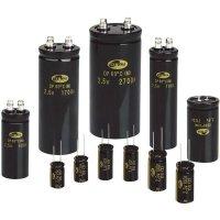 Kondenzátor elektrolytický Samwha DB5U207M30045HA, 200 F, 2,7 V, 20 %, 45 x 30 mm