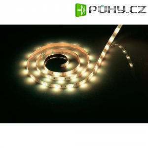 LED pásek, 168050, 5 m, teplá bílá